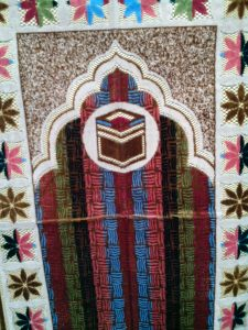 jual sajadah qomar asli turki